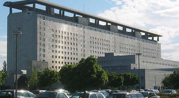 Неврологическая университетская клиника Гроссхадерн