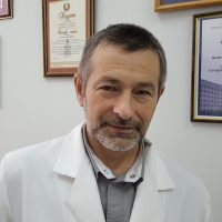 Профессор хирургии Фомин А. В.