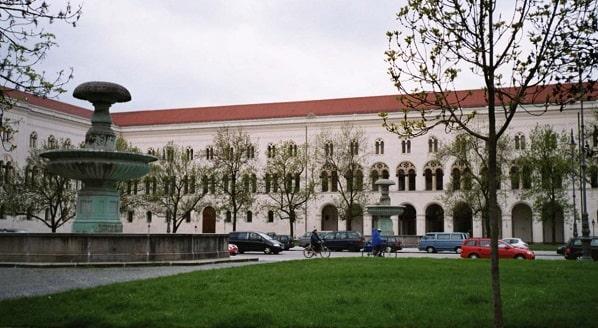Мюнхенский университет имени Людвиг- Максимилиана (ЛМУ)